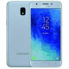 Samsung Galaxy J3 - SM-J337A - 16GB (GSM Unlocked) - Blue - Pre-Owned