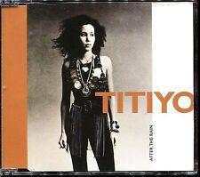 TITIYO - AFTER THE RAIN - CD MAXI [2500]