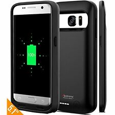 Charger Cases Galaxy S7 Battery Case, BX420 4500mAh Slim External Prot