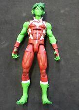 Beast boy DC multiverse action figure loose
