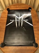 X-Men: The Last Stand 27x40 D/S Movie Poster