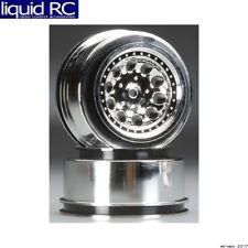 RPM R/C Products 82333 Revolver Wheels Chrome: Slash 2WD Rear Slash 4x4