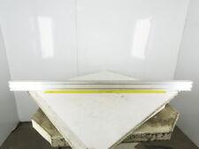 "100x50mm Flex Link Style Aluminum Modular Table Top Conveyor Structure Beam 74"""