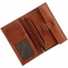 Luxury Italian Leather Jacket Wallet by Tumble & Hide