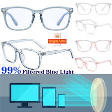 Glasses Blue Light Computer Anti Blocking Gaming Eyewear UV Filter Phone Glare
