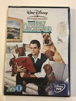 THE UGLY DACHSHUND DISNEY DVD NEW SEALED 1966 MOVIE FILM