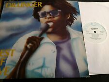Dillinger-Best Of Live-Trojan Records-Reggae-EX-LP
