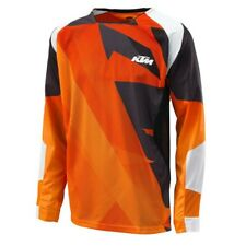 KTM Long Sleeve Jersey Shirt Mountain downhill Bike Motocross maillot ciclismo