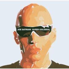 Joe Satriani - Super Colossal [New CD] UK - Import