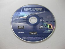 Silent Hunter: Commander's Edition (PC, 1997) Disc Only