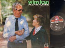 WIM KAN Oudejaarsavond 1982 LP