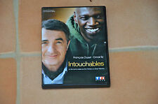 DVD - INTOUCHABLES - Omar Sy, François Cluzet - TBE