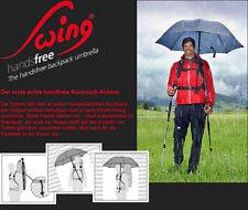 Regenschirm Euroschirm Swing handsfree, Trekkingschirm, Rücksackschirm, TOP!!!