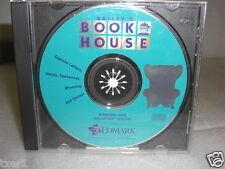 EdMark Bailey's BookHouse Cd-Rom Macintosh/Windows