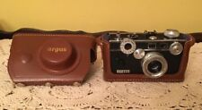 Argus C3 35mm Rangefinder Photo Film Camera with 1:3.5 50mm Lens