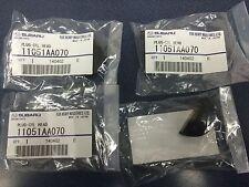 """Genuine Subaru Cylinder Head Plug """"Half Moon"""" 96-07 WRX STi Forester Legacy (4)"""