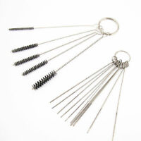 Oil pipe dredging Janitorial Supplies Carburetor Cleaning Tool Needle Brush