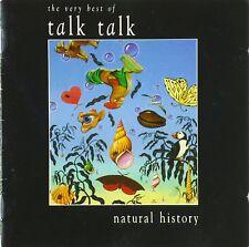 CD - Talk Talk - Natural History (The Very Best Of Talk Talk) - #A3444