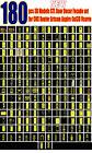 180pcs 3d stl model doors bas-relief door pack set for cnc router artcam aspire