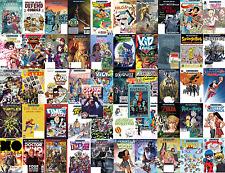 Free Comic Book Day 2017 FCBD Complete Full Set of 52 comics Unstamped