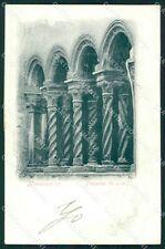 Frosinone Cassino Montecassino Alterocca cartolina XB3176
