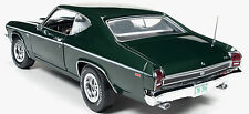 1969 Chevelle Fathom Green LE 1:18 Auto World 1064
