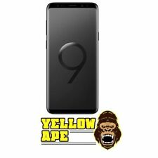 Samsung Galaxy S9 64GB Black Unlocked Smartphone UK Seller Grade C