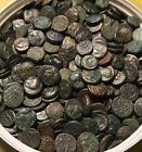 Lot of 3 Rare Genuine Ancient Greek bronze coins Mesembria Apollonia Maroneia