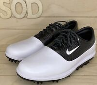 Nike Air Zoom Victory Tour Men's Size 13 White Black Golf Shoes AQ1479-104 NEW
