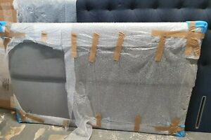 Vi Spring Hebe Full Depth Upholstered Headboard Super King 180CM 6FT Amatheon