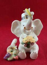 Vintage Lenox Pachyderm Pilgrim Figurine