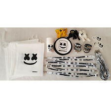 MARSHMELLO Party Favors and Decorations ~ Cups, Plates, Balloons, Bracelets