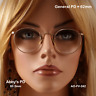 American Optical Ful-Vue 12K Gold Fill  True Antique Eyeglasses & Case