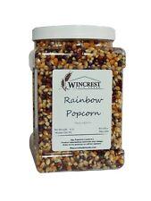Rainbow Amish Country Popcorn - 4 Lb Tub (NO G.M.O.'s) :: Free Same Day Shipping