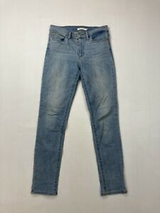 LEVI'S SLIMMING SKINNY Jeans - W28 L30 - Great Condition - Women's