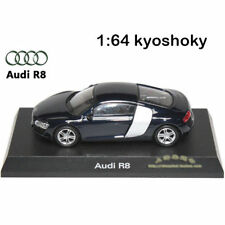 Deep Blue Kyosho 1:64 AUDI R8 Diecast Model Car Mint 1/64 Collection 2007
