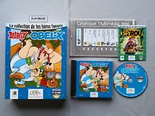 Asterix & Obelix | Jeu PC Big Box en VF