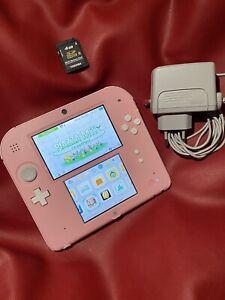 Nintendo 2ds + giochi TOMODACHI LIFE + Memory card 4Gb
