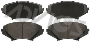 Disc Brake Pad Set-Ultra-premium Oe Replacement Front fits 2004 Mazda RX-8