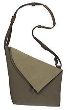 Ganz Canvas Essentials - Fold Over Messenger Bag