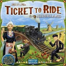 Days of Wonder: Ticket to Ride Map Collection 4 - Nederland (New)