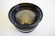Tamron 21mm f4.5 M42 mount (with OG UV filter,case))