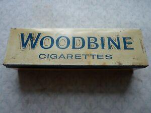 Vintage Set of Wills Woodbine Cigarette Advertising Dominoes