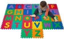 Home Outdoor Sport Kids Toys Interlocking Foam Floor Alphabet Puzzles Play Mat