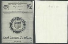 GB WWII - Illustrated Airgraph - Censor D10