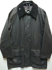 "Barbour Beaufort Waxed Jacket 38""/97CM (~Small) Original Barbour Tartan RECENT"