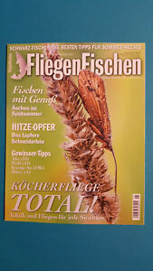 Fliegen Fischen Nr.5  Aug/Sept 2017 Fluganglermagazin ungelesen 1A absolut TOP