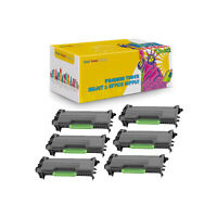 6Pcs Compatible Toner Cartridge TN880 for Brother DCP-L5500DN DCP-L5600DN