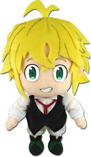 "NEW Great Eastern GE-52214 The Seven Deadly Sins 8.5"" Meliodas Stuffed Plush"