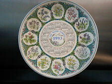 Wedgwood 1993 Year plate Water Garden - unboxed